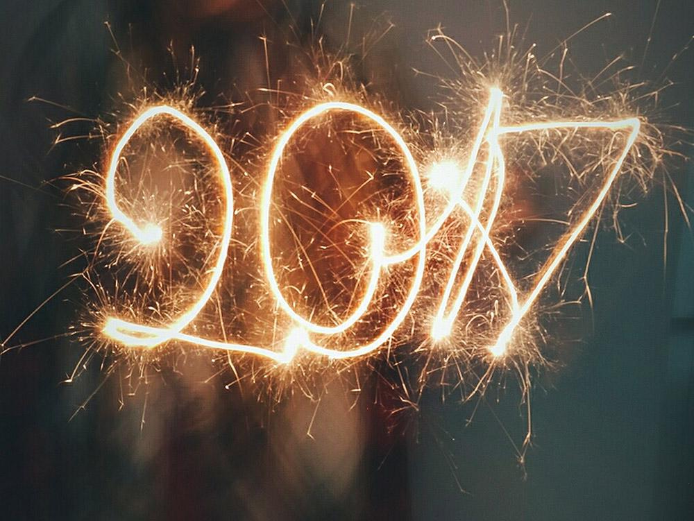En 2017, un changement d'année, un changement de regard !