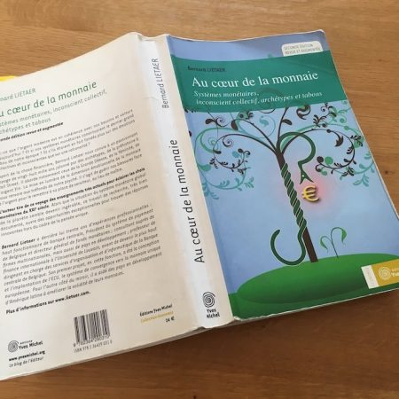 Au Coeur De La Monnaie De Bernard Lietaer
